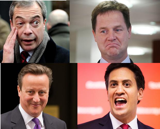 elections-uk-2015-miliband-cameron-farage-clegg-human-design-marian-mills