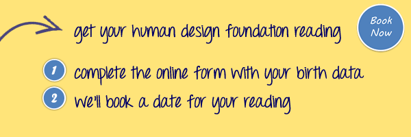 book a human design reading online