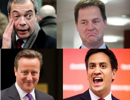 The many faces of politics. Leadership Elections UK 2015