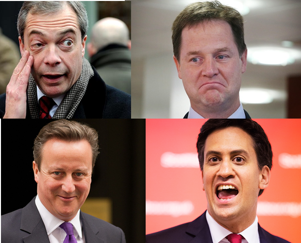 elections-uk-2015-miliband-cameron-farage-clegg-human-design-marian-mills