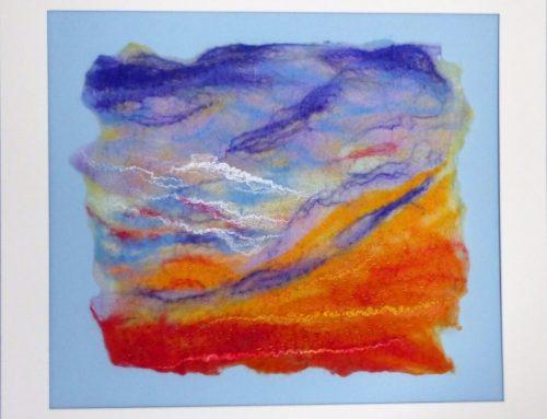 Sunrise Sunset Skies Textiles