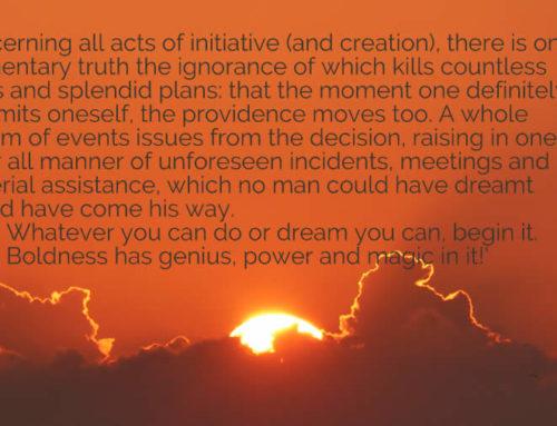 Death and Creativity