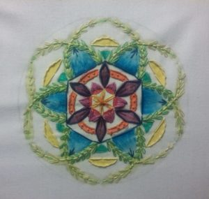 mandala-art-embroidered-painted-fabric-textile-art-marian-may
